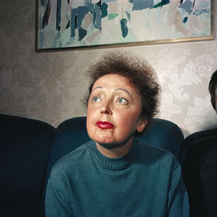 Edith Piaf Parents Edith Piaf 1958 Raymond