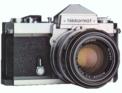 Nikkormat - the story