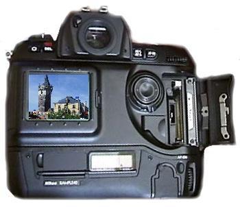 Nikon Professional Digital SLR D1
